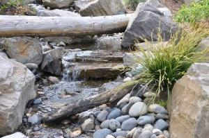 自然水景景观装置